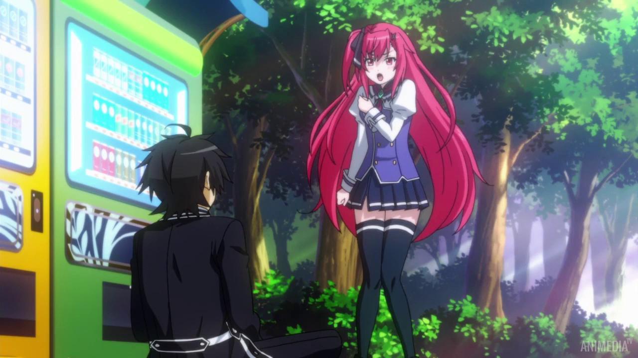 Смотреть аниме предатель в школе магии гадание на картах ангел